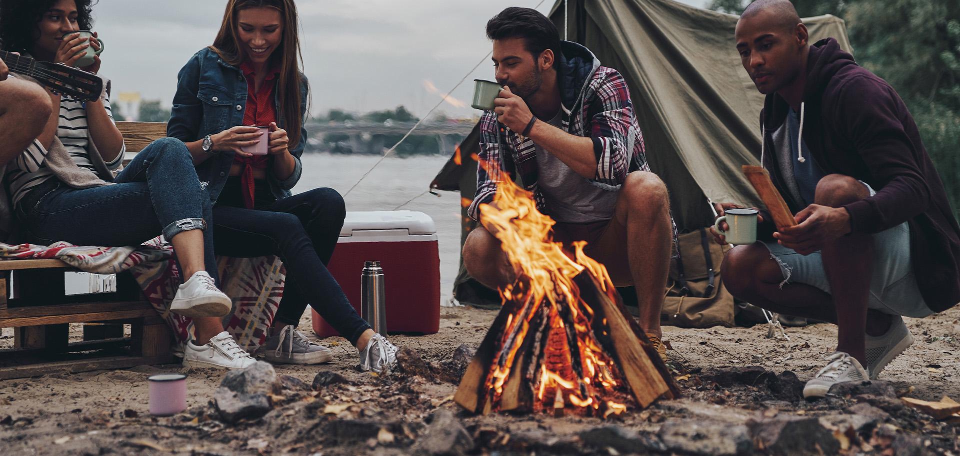 slider camping